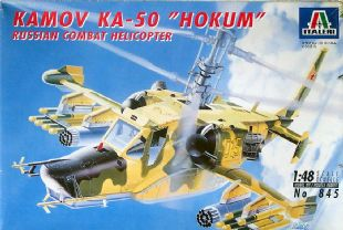 Kamov Ka-52 Alligator 1/48th Conversion
